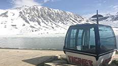 Tignes Snow Condition Image