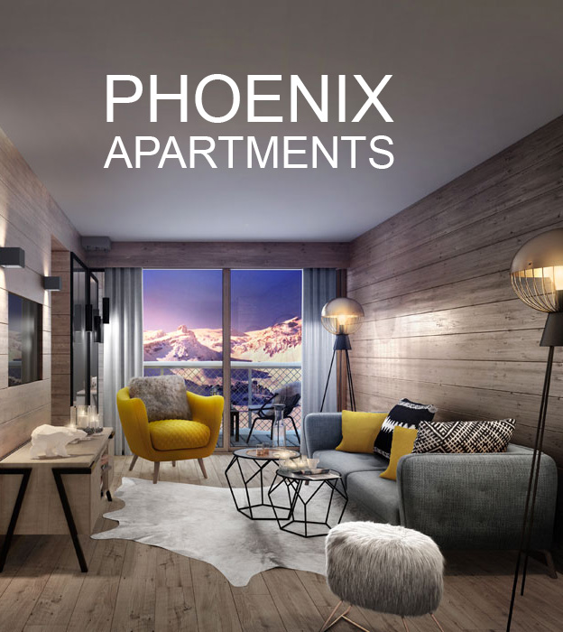 Phoenix Apartments Tignes