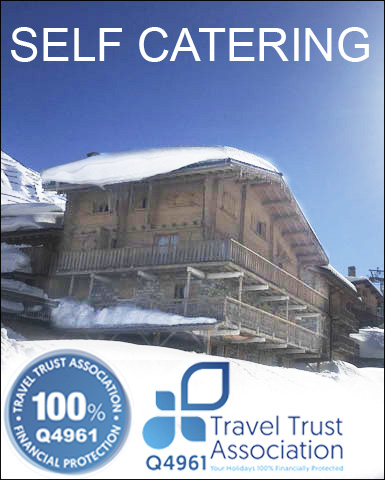 Self Catering Tignes